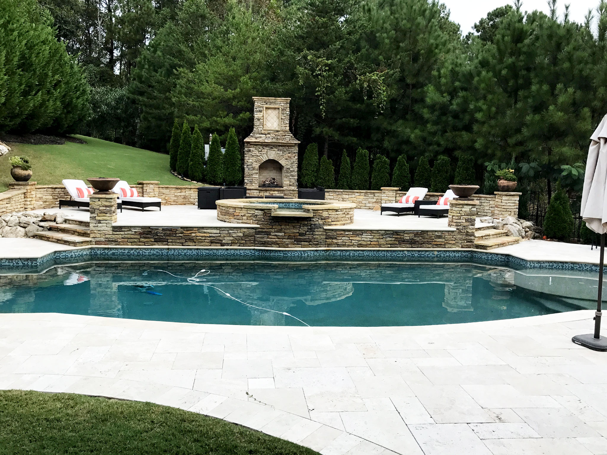 Atlanta Swimming Pool Contractors