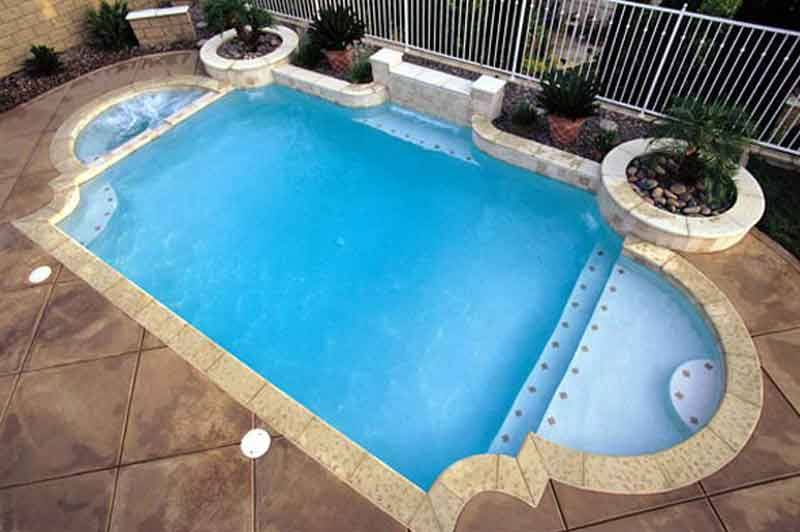 Great Backyard Pool Designs For Small Yards Clear Water Pools Atlanta