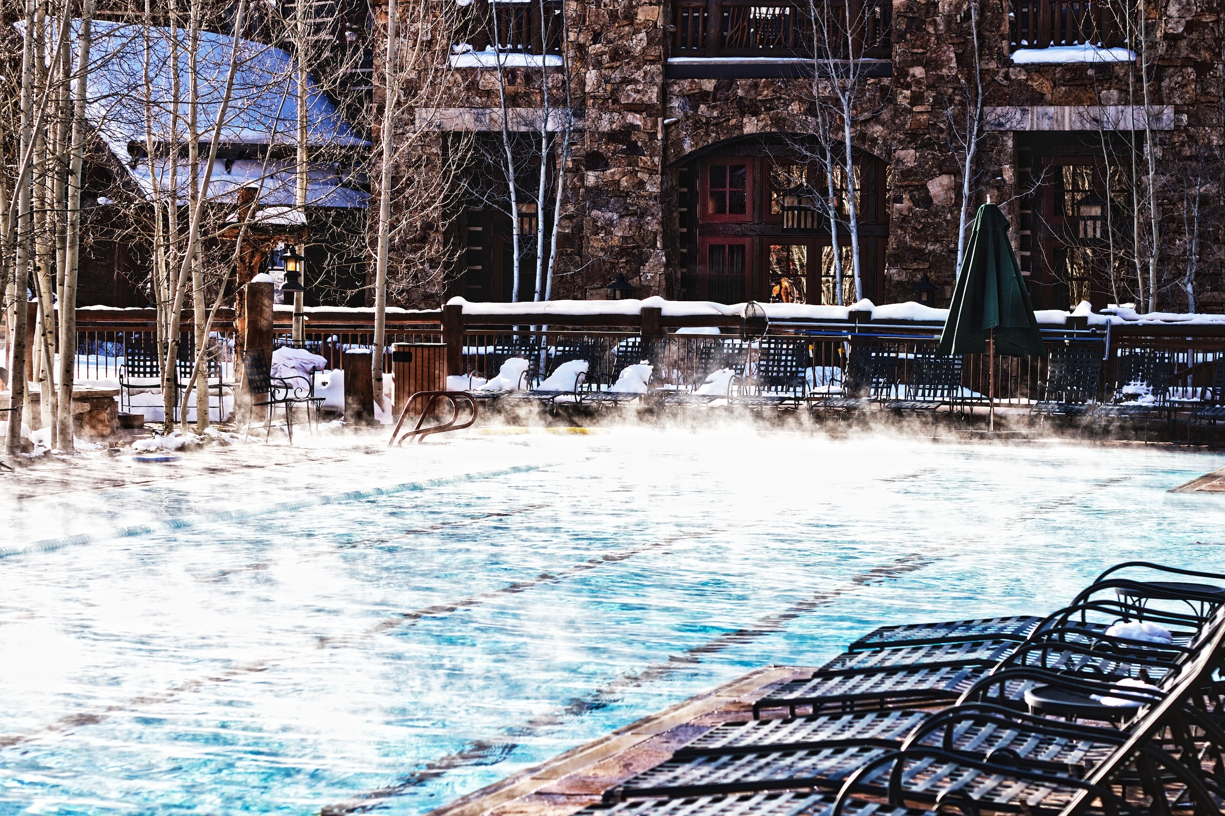 5 Important Pool In Winter Care Tips