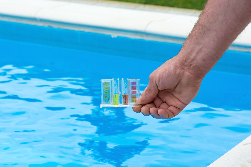 Pool Water Testing Made Easy